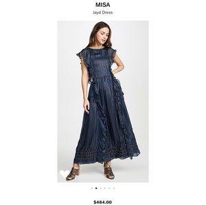 MISA LOS ANGELES JAYD DRESS SZ SMALL NWT